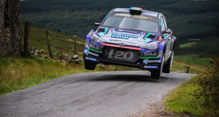 Ulster Rally 2019