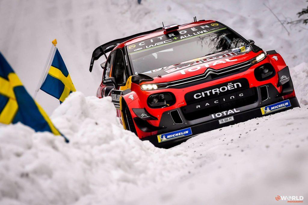 Calendrier du WRC 2020
