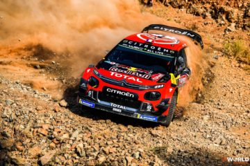Rally Turkey 2019