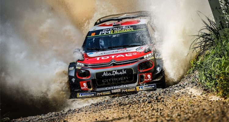 Rally Australia 2019