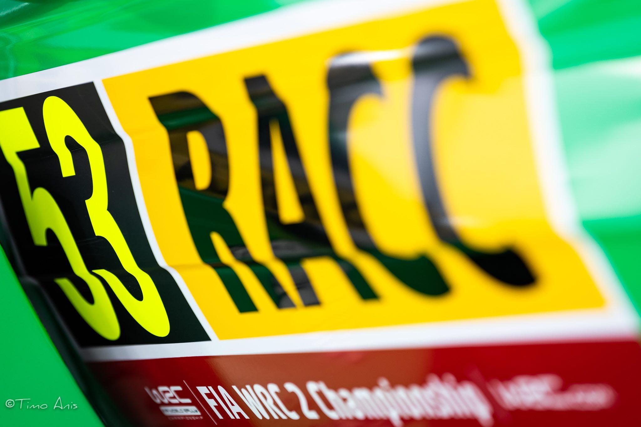 Rally RACC Catalunya 2019