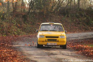 Rallye des Crêtes 2019