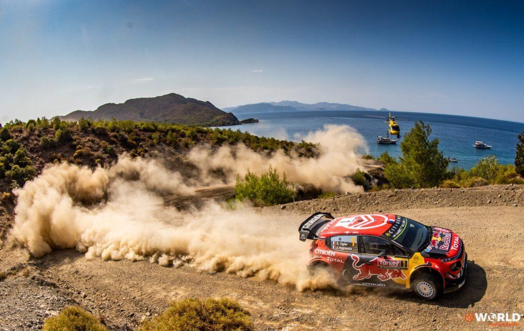 Citroën quittera le WRC en 2022