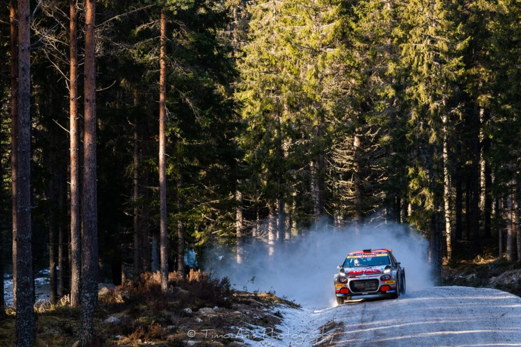 Rally Sweden 2020