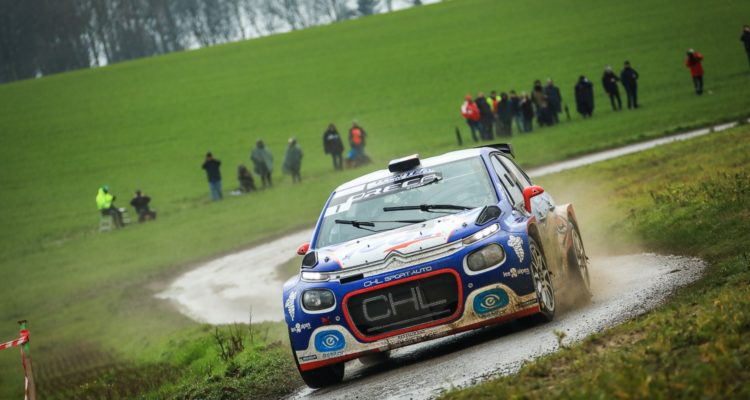 Rallye du Touquet 2020