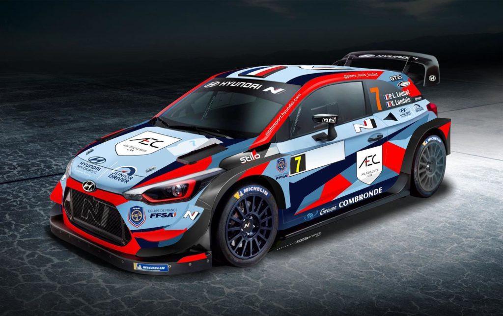 Loubet s'apprête à faire ses débuts en WRC