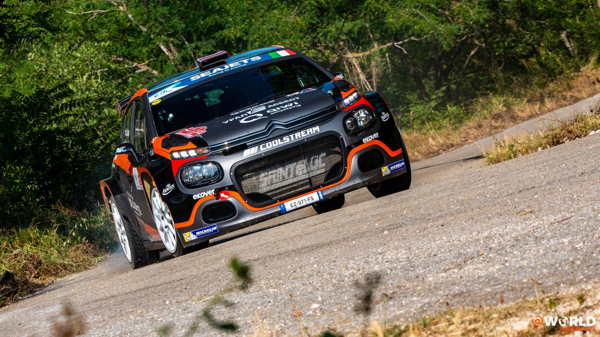 Saintéloc Racing engagera deux C3 R5