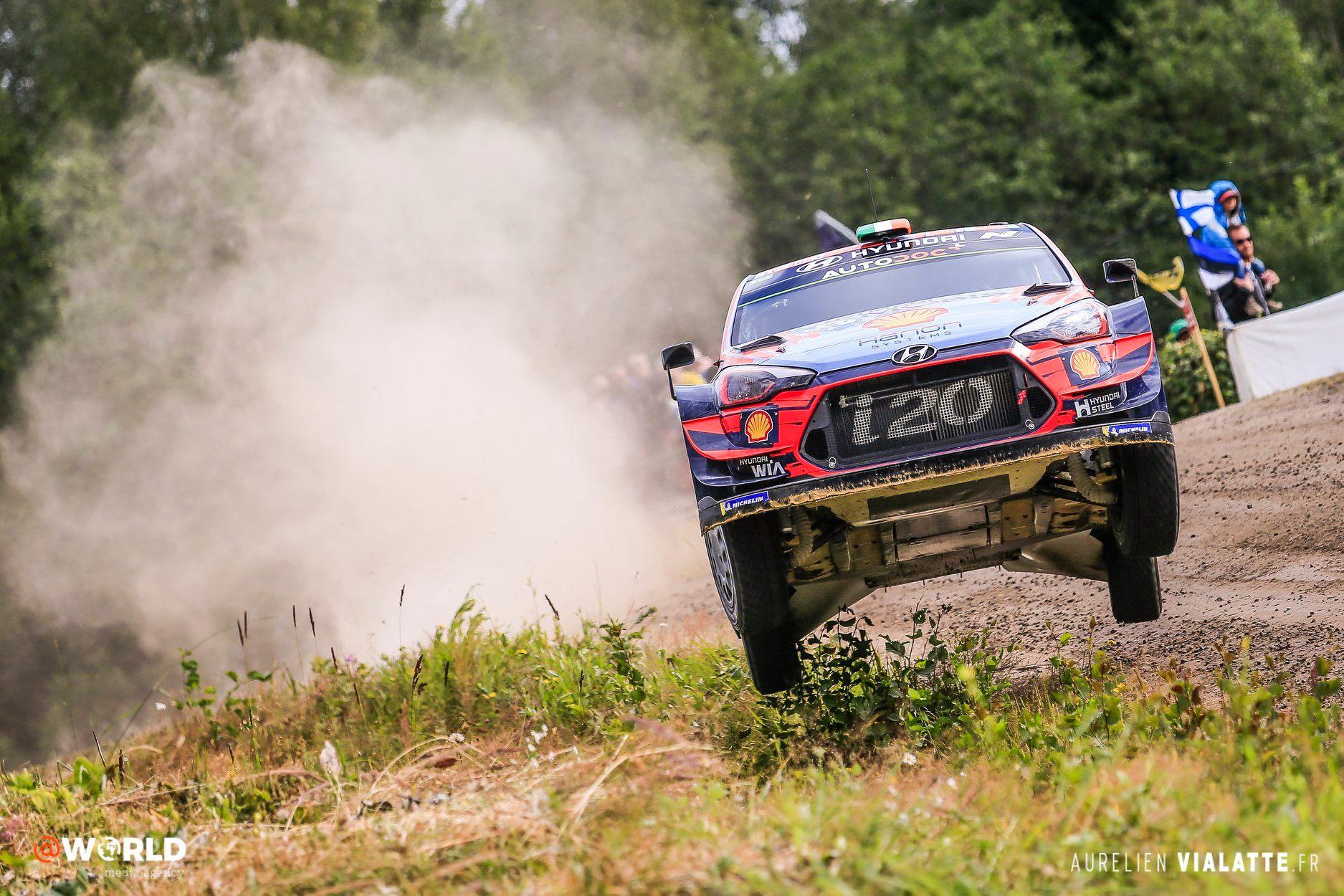WRC devra encore attendre