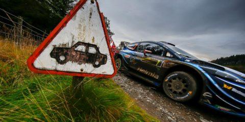 Wales Rally GB qui passe à la trappe