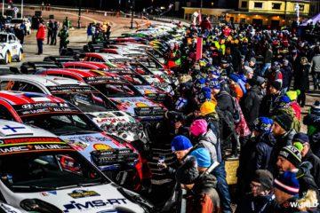 calendrier WRC 2020