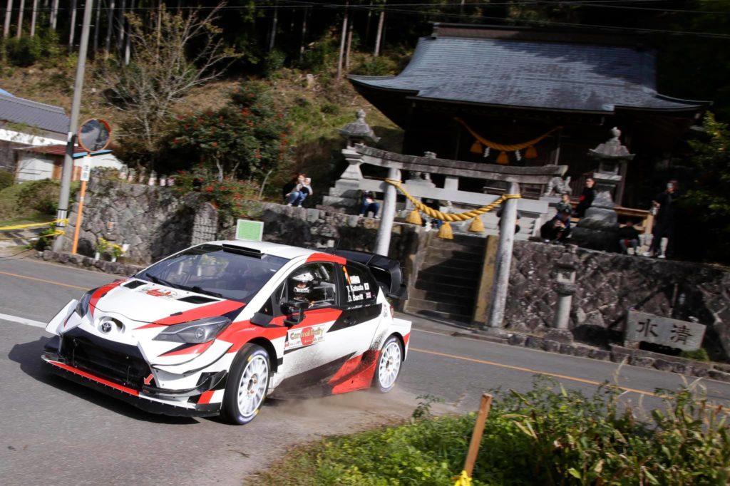 Rallye Japon 2020 annulé