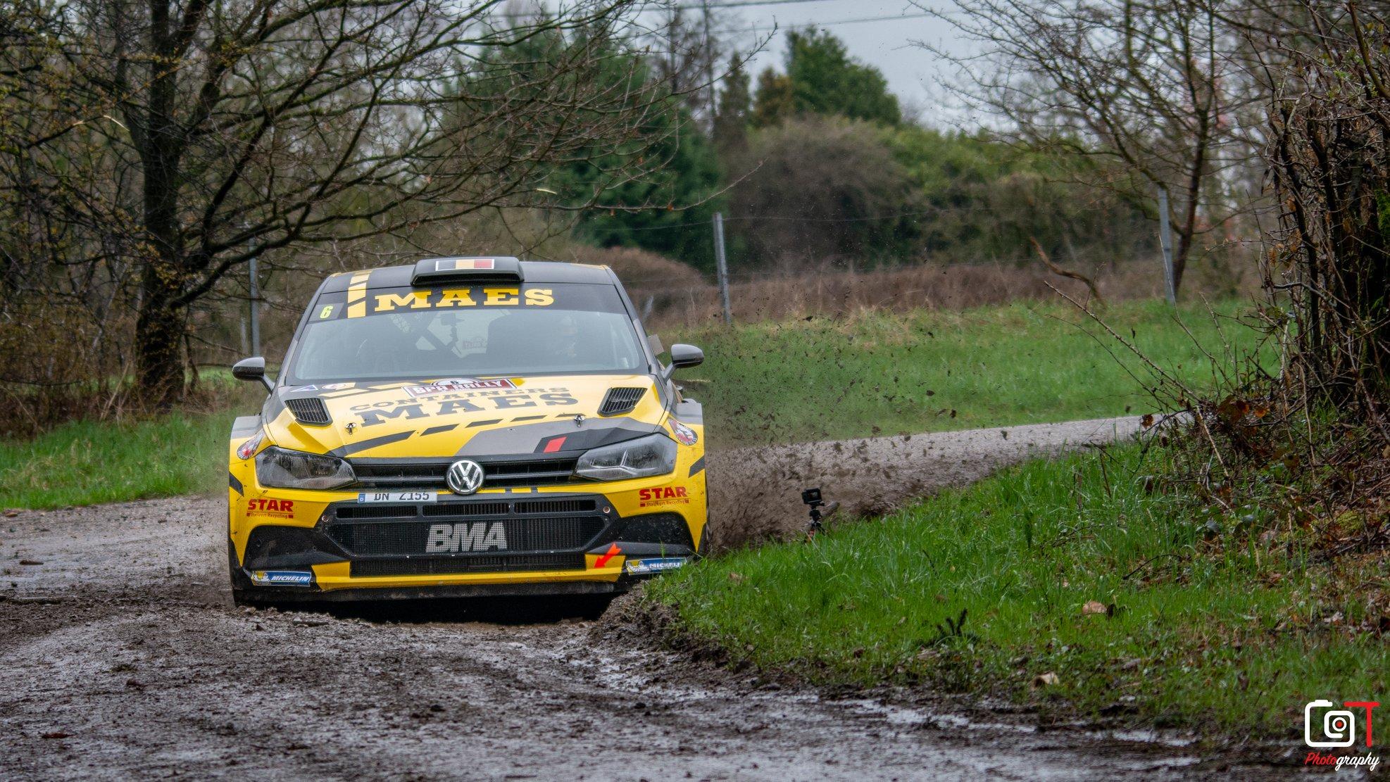 South Belgian Rally