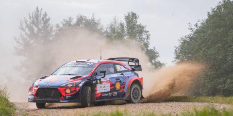 Louna Eesti Rally 2020