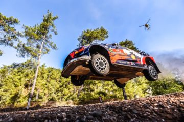Shakedown Rally Turkey 2020