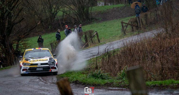 Spa Rally ERC