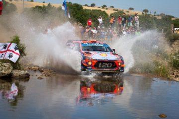 Rally Italia Sardegna 2020