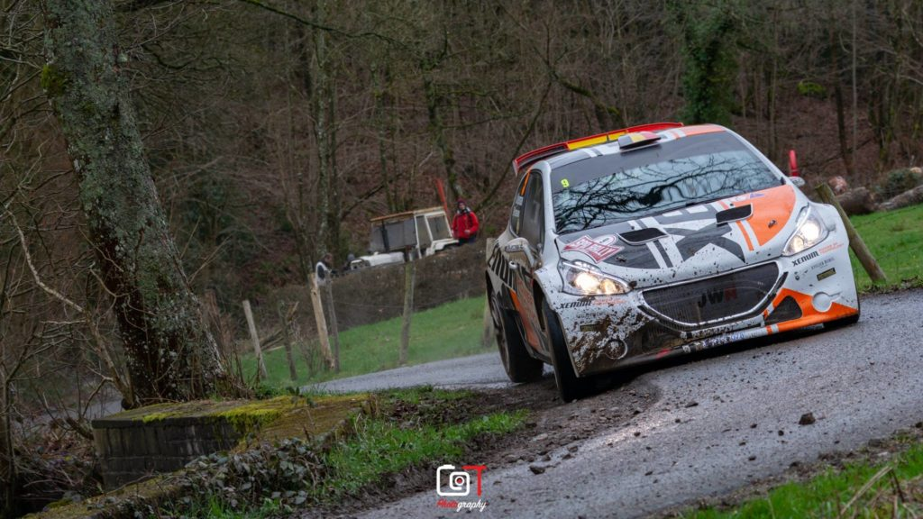 Spa Rally ERC