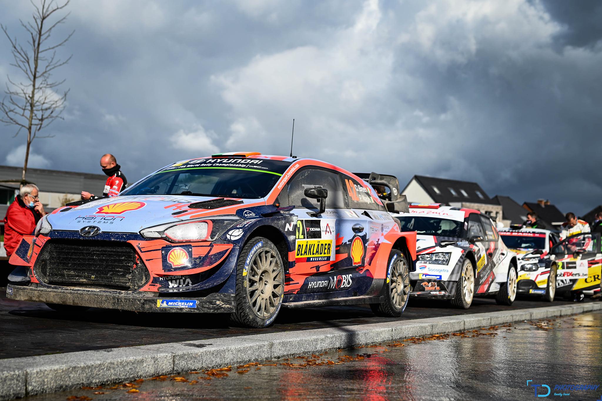 South Belgian Rally 2020