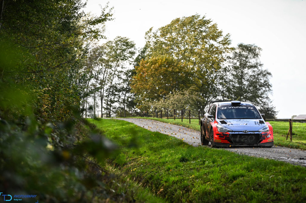 South Belgian Rally reporté