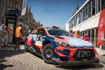 Annulation Ypres Rally 2020