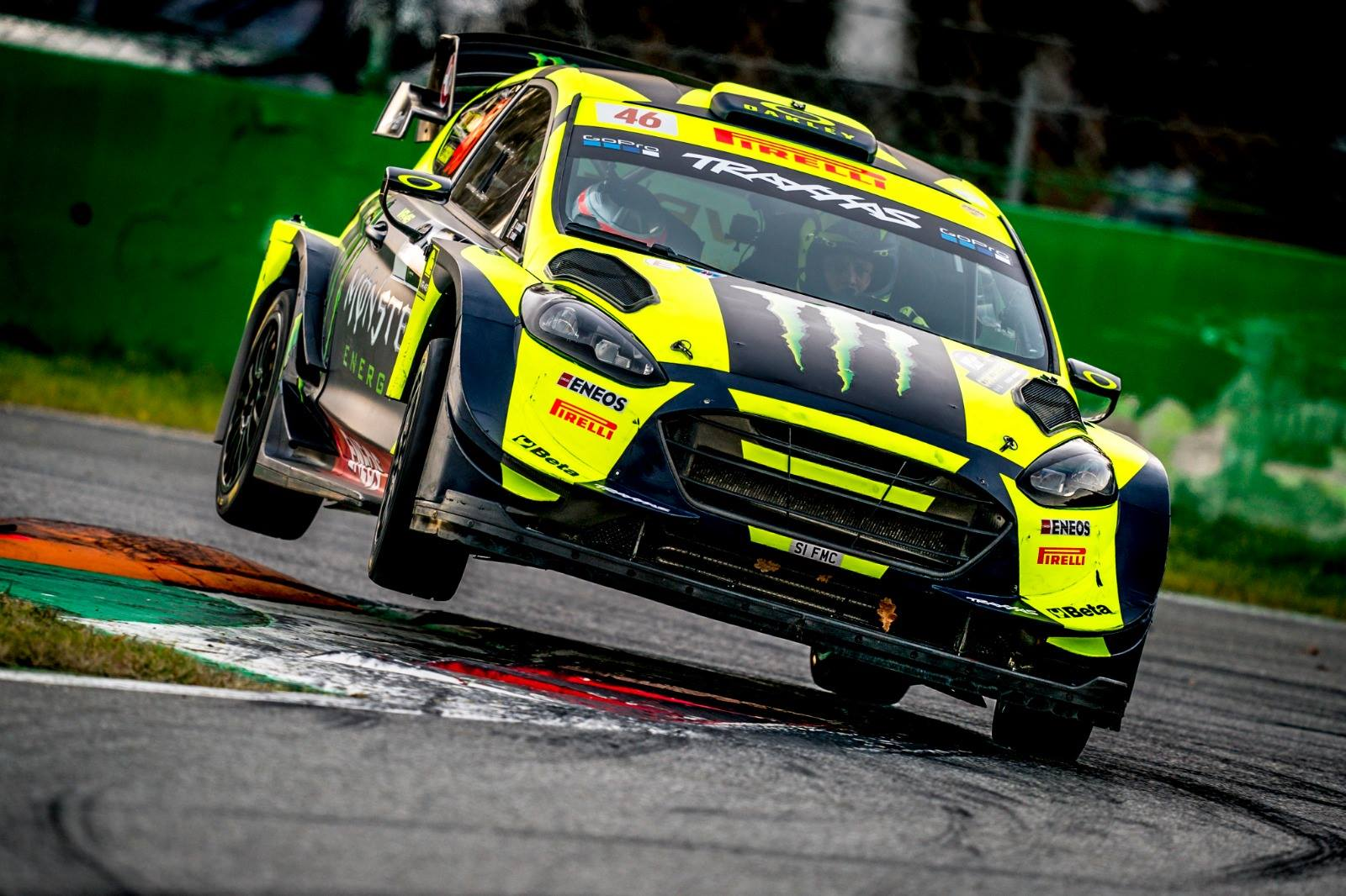 Monza Rally 2020