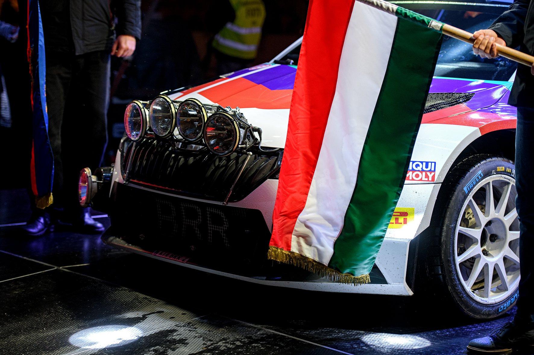 Engagés Rally Hungary 2020