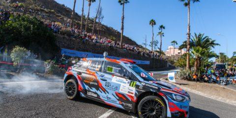 Rally Islas Canarias 2020