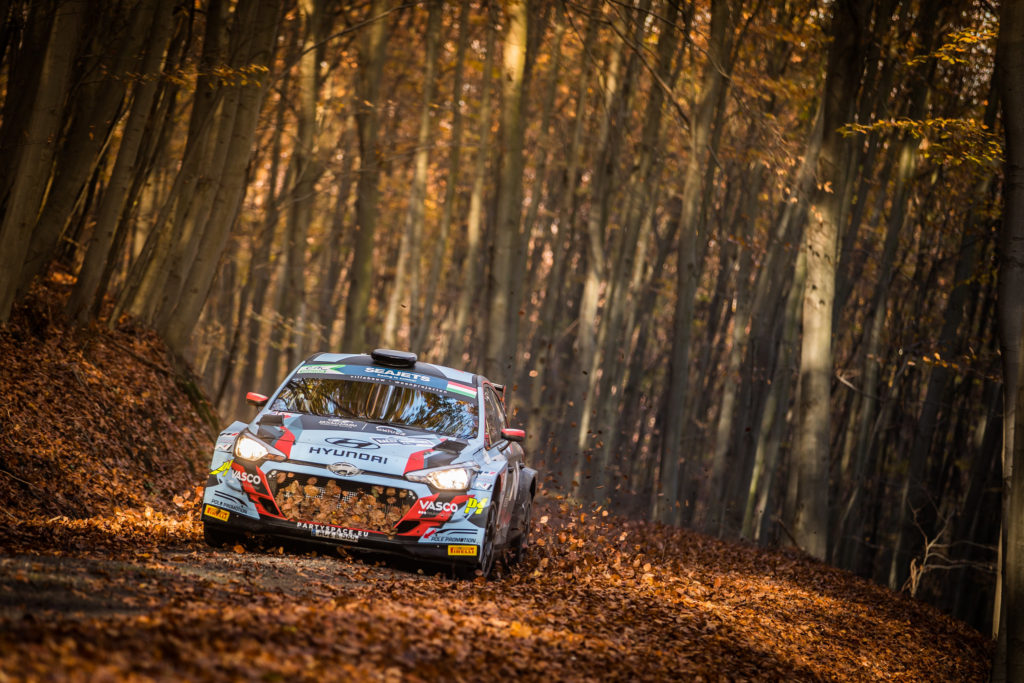 interview Munster Rally Hungary
