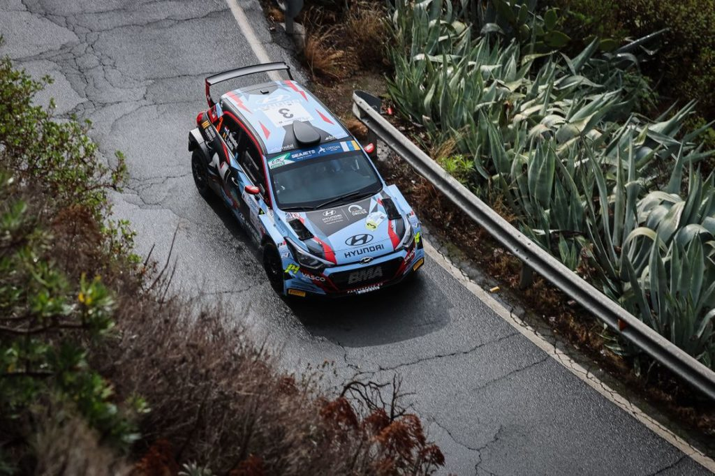 interview Munster Rally Canarias
