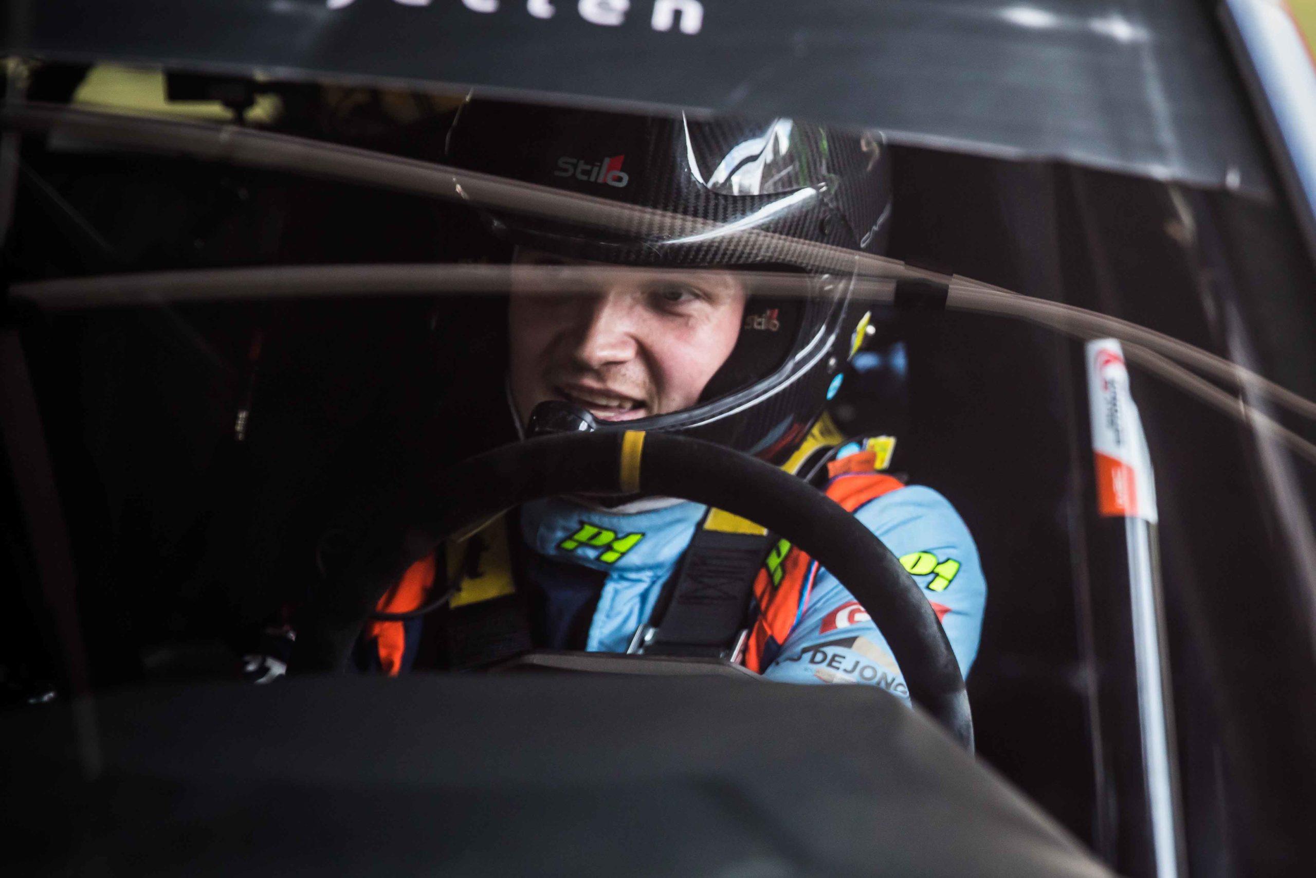interview Munster Rally Monza