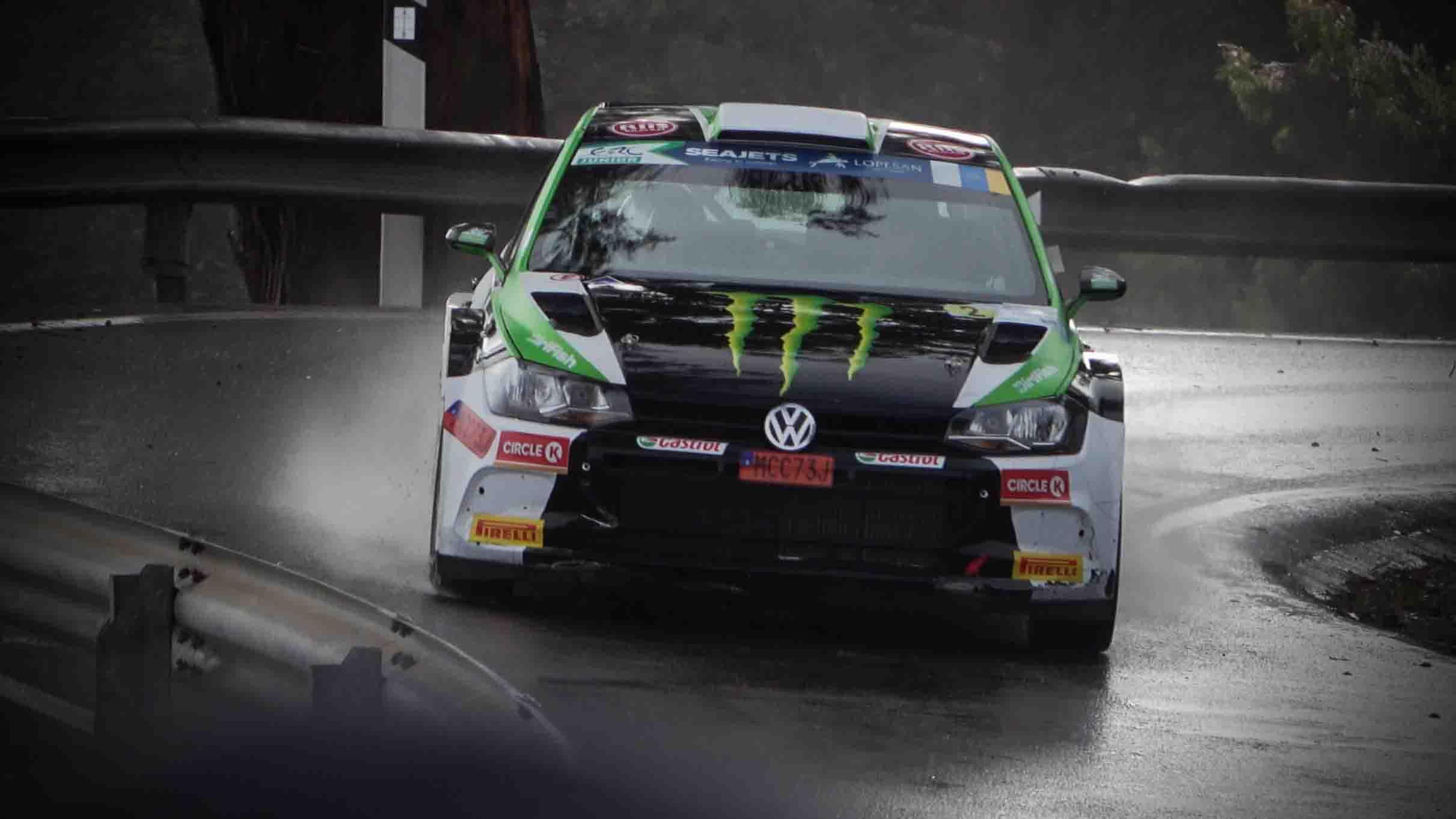 Aftermovie Rally Canarias 2020