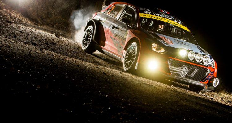Hyundai WRC-2 2021