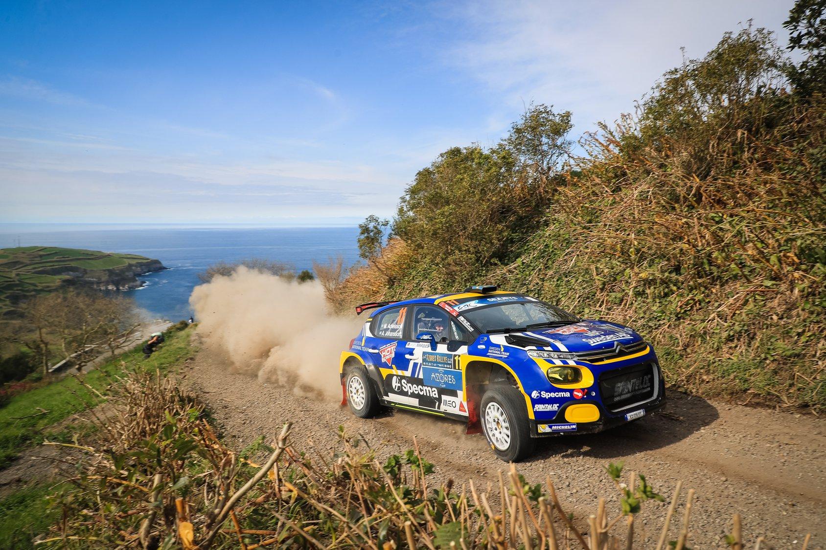 Azores Rallye 2021