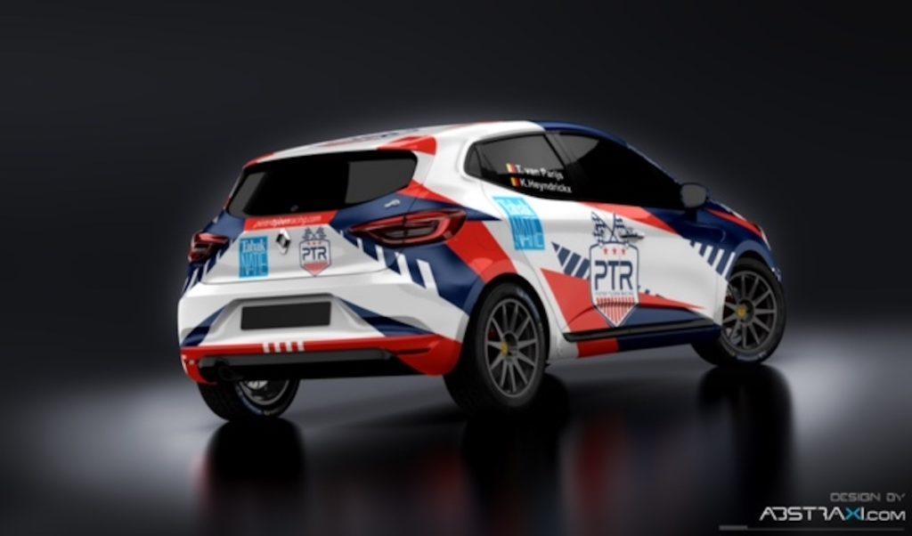 PTR Clio Belgium