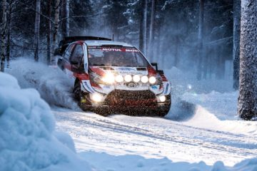 Arctic Rally WRC 2021
