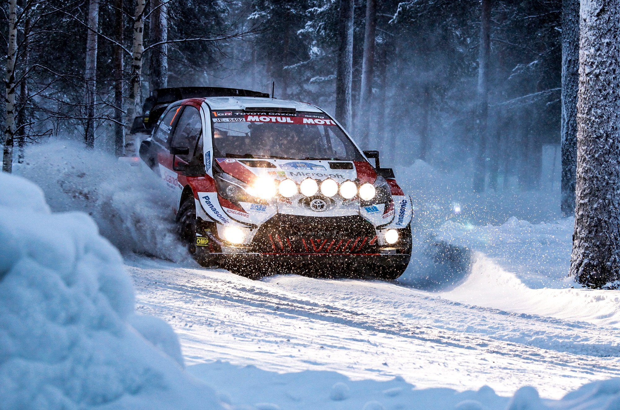 Arctic Rally WRC 2021