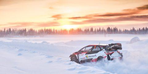Arctic Rally Finland 2021