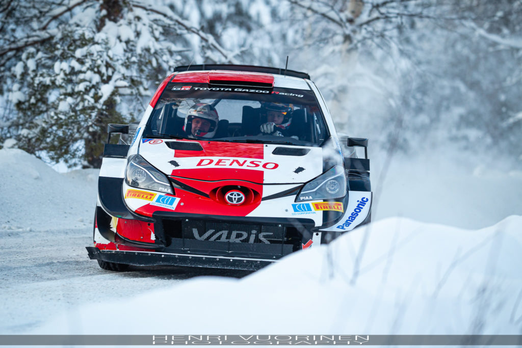 Arctic Rally Finland 2021