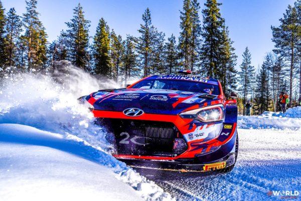 WRC ERC 2022
