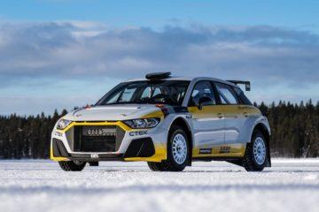 Retour Audi Quattro Rallye