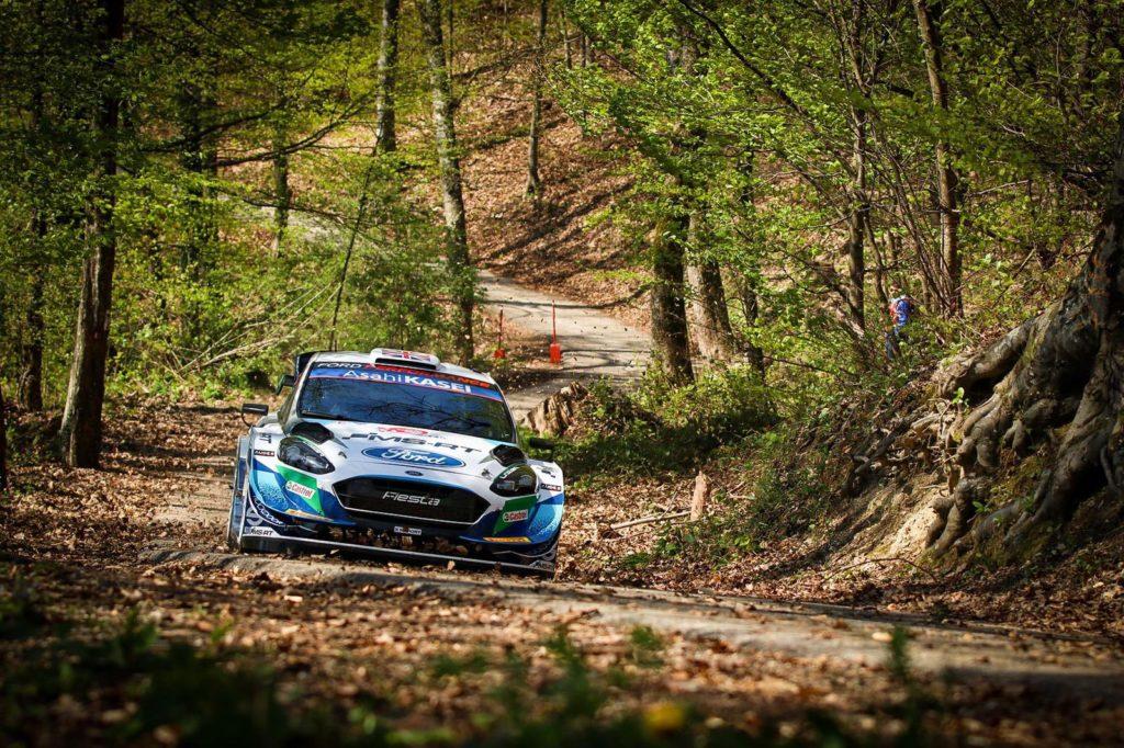 Croatia Rally 2021