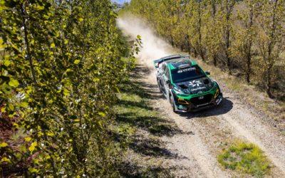 WRC électrique