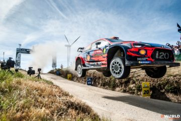 Rally Portugal 2021