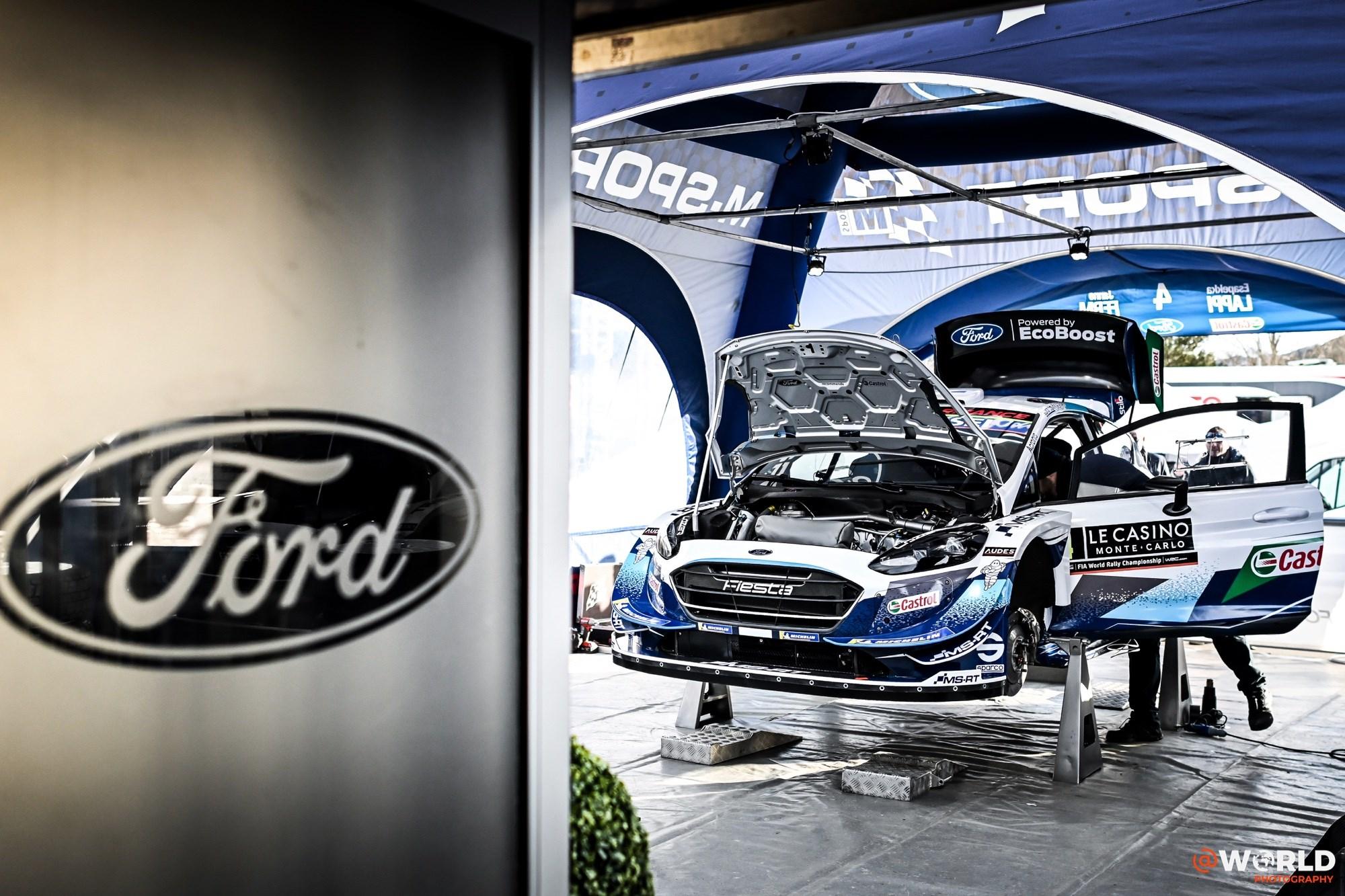 WRC carburant durable