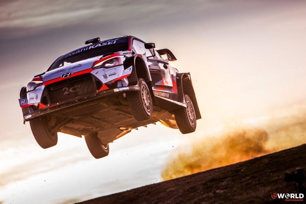 Rally Italia Sardegna 2021