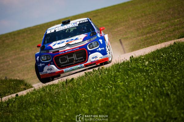 Rallye Vosges 2021