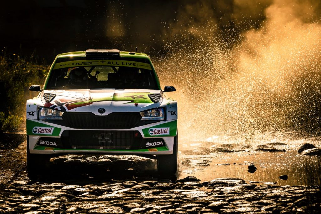 Championnat WRC 2021