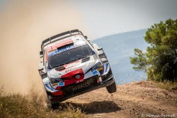 Rally Sardegna 2021