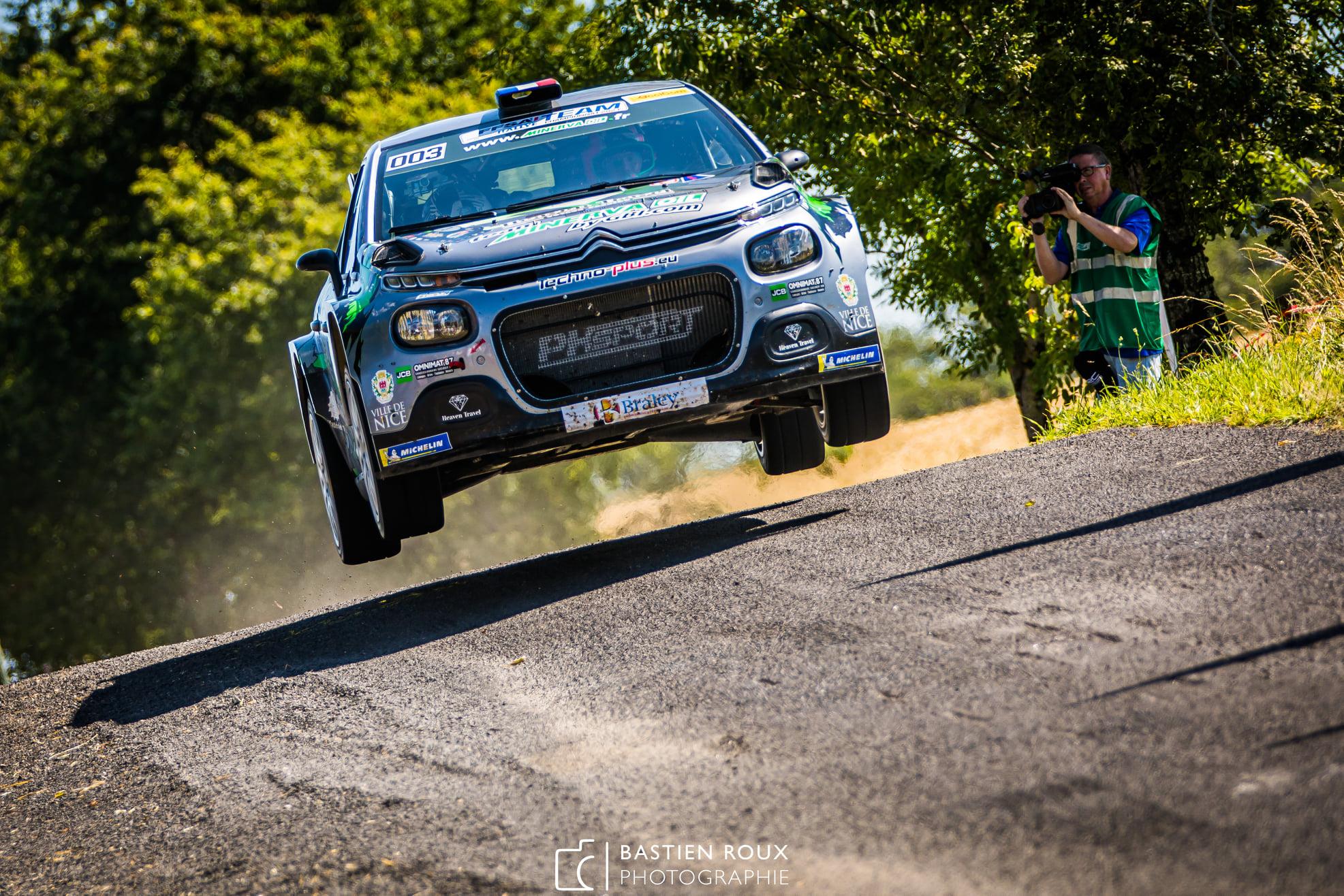 Rallye Rouergue 2021