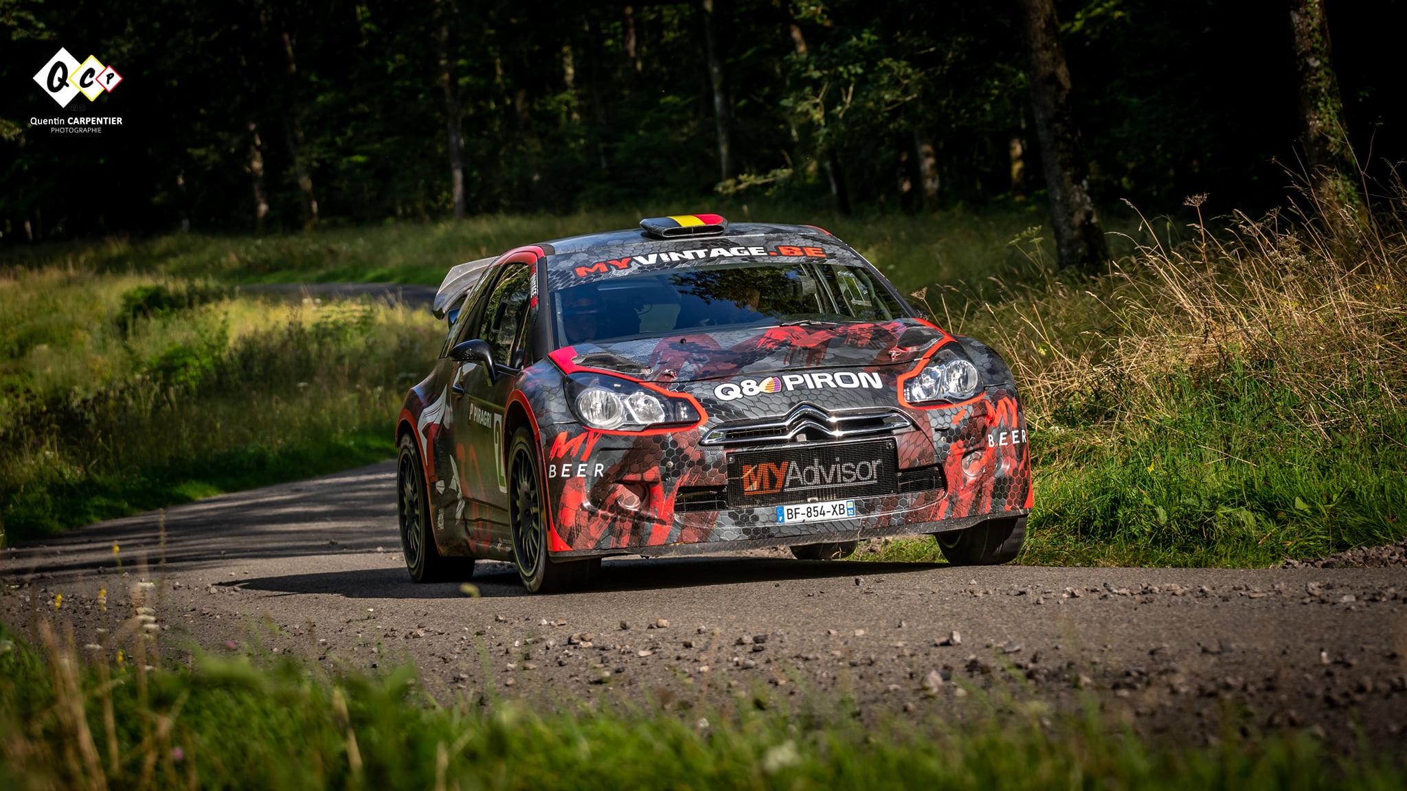 Rallye-Sprint Condruzien 2021
